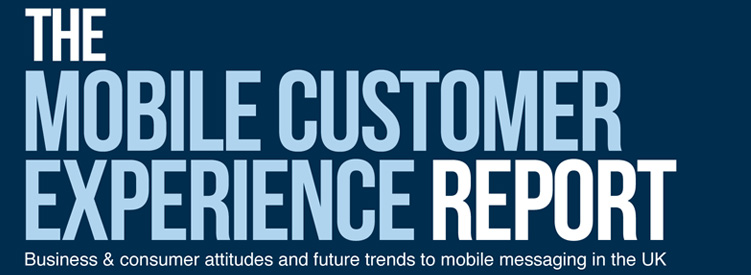 Mobile Customer Experience report