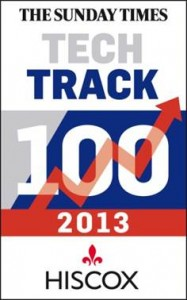 The Sunday Times Tech Track 100 2013