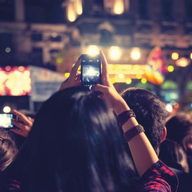 SMS marketing ideas for the event and entertainment industries