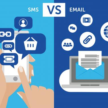 Email marketing and SMS marketing: who wins?
