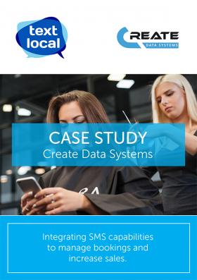 Create Data Systems case study