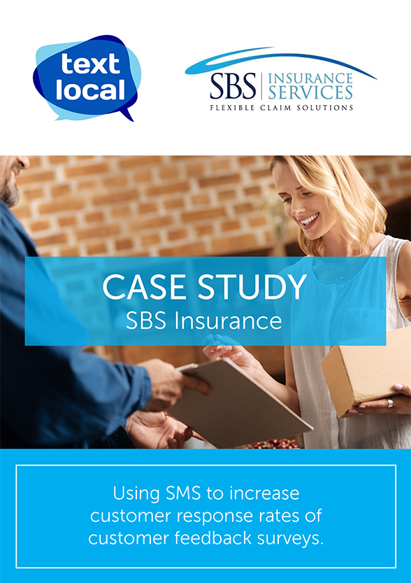 SBS Insurance Services case study