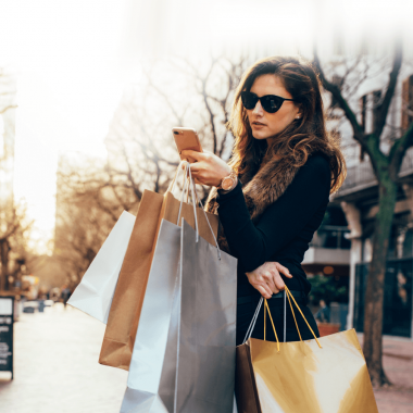 Your ticket to Black Friday 2018 success with mobile messaging